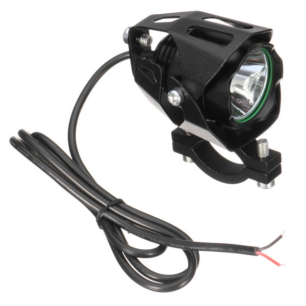 4-85V 30W T6 LED 1200lm Motorcycle Driving Headlight Fog Lamp Spot Lightt