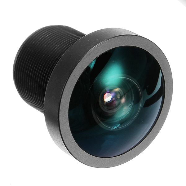 SHOOT 170 Degree Wide angle M12 Screw Thread Replacement Camera Lens for Gopro Hero2