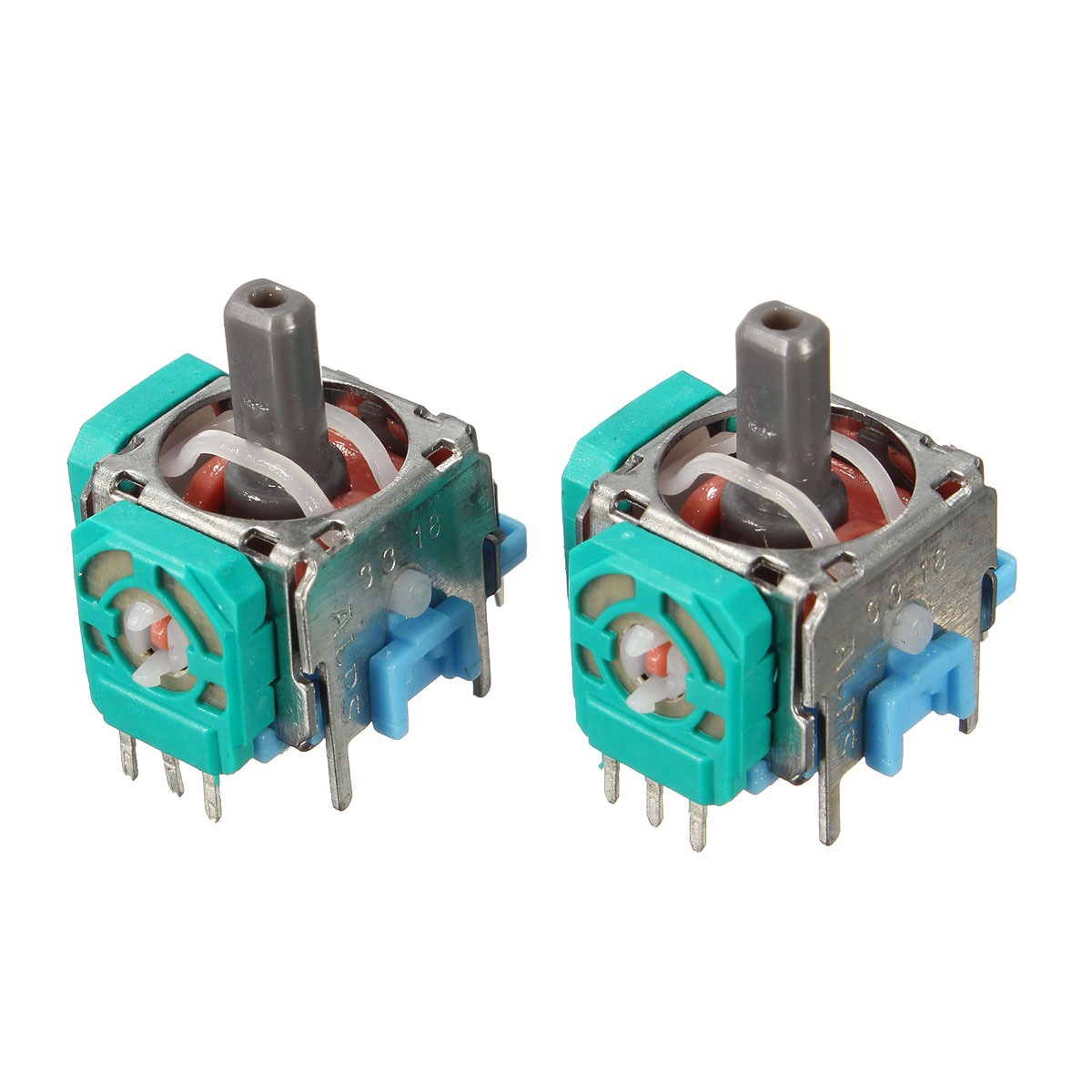 3D Joystick Repair Part 3-pin Analog Replacement Switch For Play Station 4 For PS4 Control