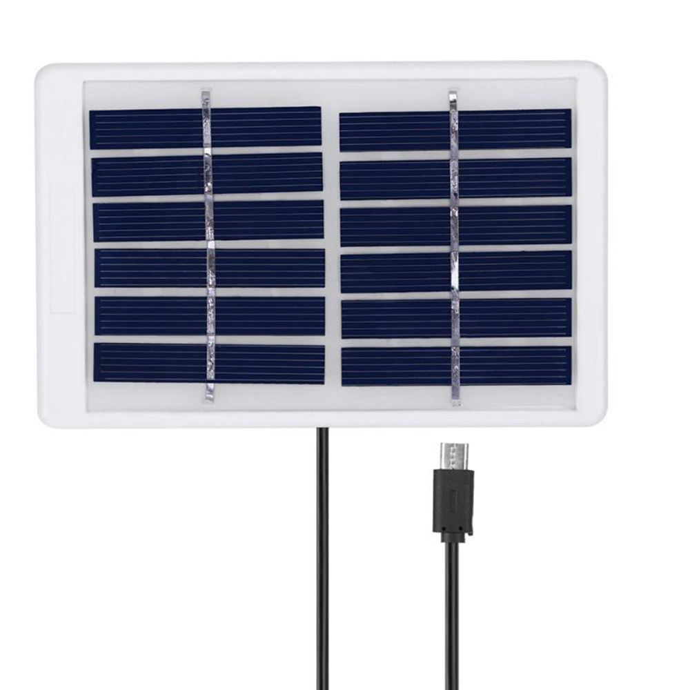 Portable 9W Solar Panel USB Rechargeable Camping Light 25 COB LED Bulb Lamp for Outdoor Emergency