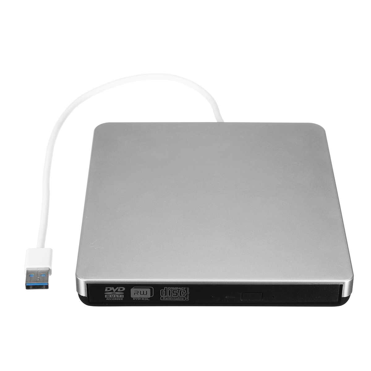 External USB 3.0 DVD CD-RW Drive Writer Burner DVD Player Optical Drives For Laptop Desktop PC