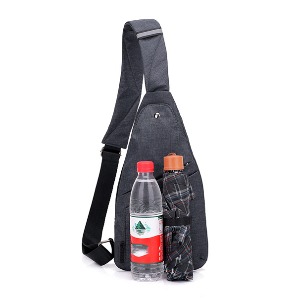 Oxford Anti-theft Water Resistant Outdoor Travel Sling Bag