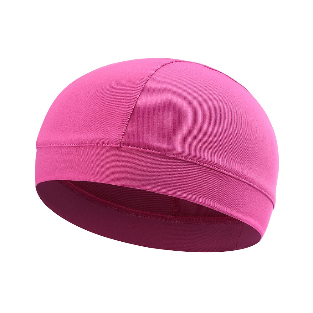 Wicking Breathable Cycling Headband Running Skull Cap Beanie