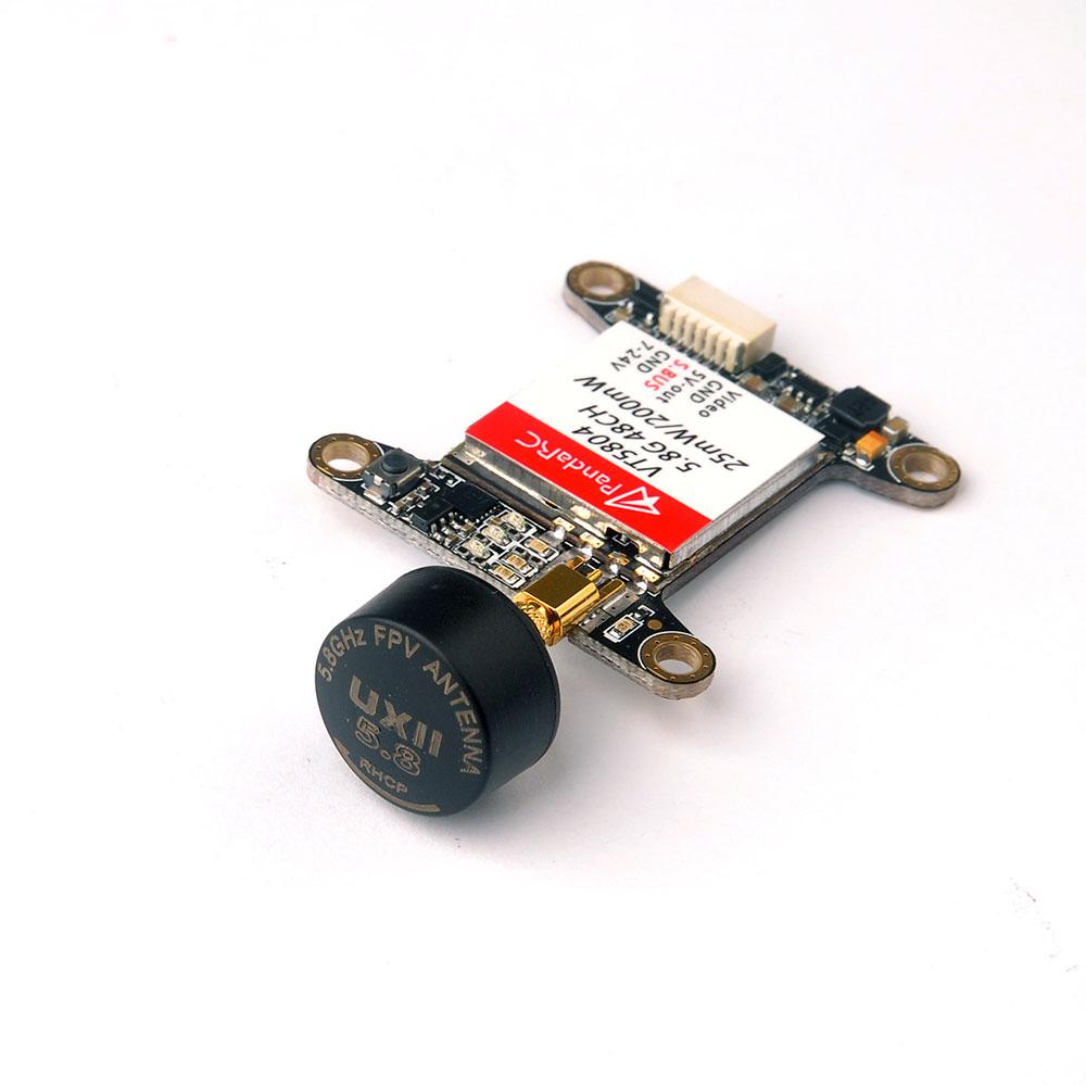 Realacc UXII Stubby RHCP MMCX-J 5.8GHz 1.6dBi Super Mini Short Antenna For TX RX Fatshark Goggles RC