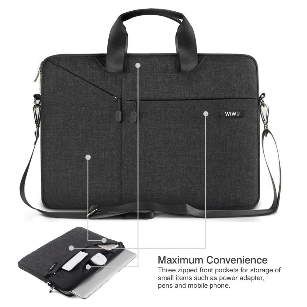 WIWU 15.6 inch Nylon elite Laptop Bag