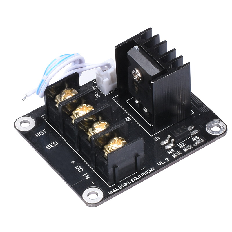 BIQU 3PCS 60*50mm Hot Bed Power Module Expansion MOS Tube For 3D Printer