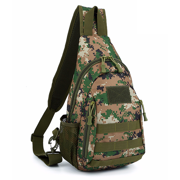 Nylon Outdoor Military Tactical Crossbody Bag For Men