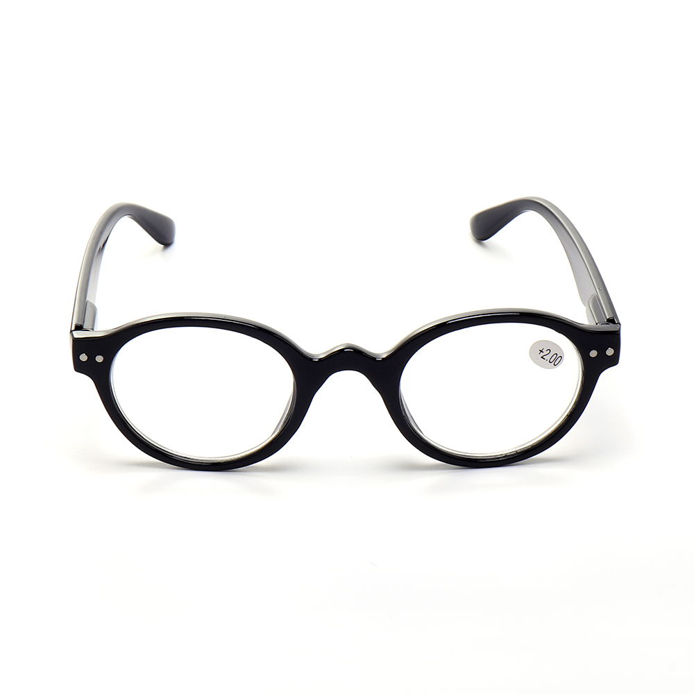 Round Full Frame Reader Computer Reading Glasses