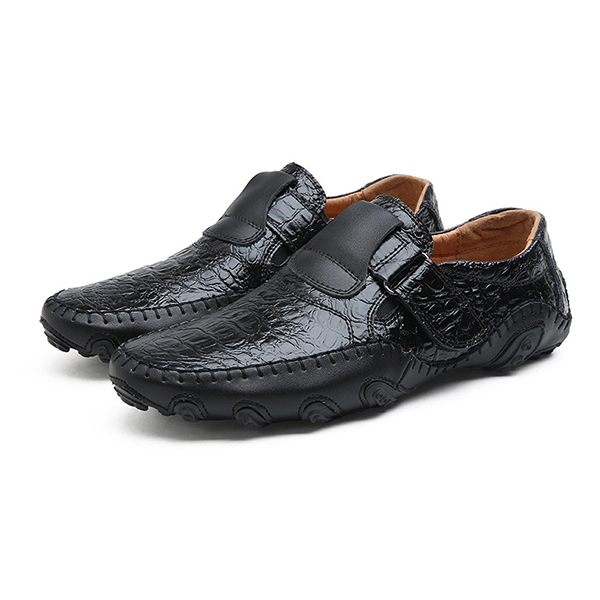 Menico Exquisite Genuine Leather Oxfords Shoes