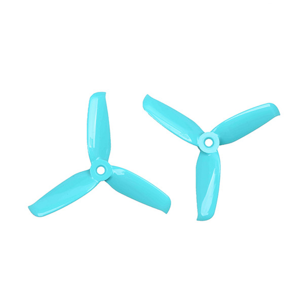 2 Pairs Gemfan Flash 4052 4.0x5.2 PC 3-blade Propeller 5mm Mounting Hole for RC FPV Racing Drone