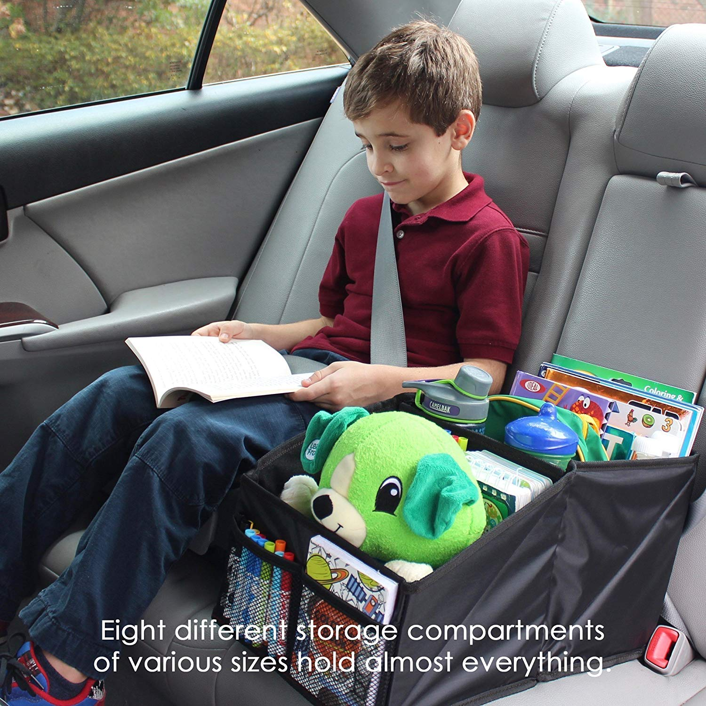 Foldable Car Seat Storage Bag Protable Child Toy Book Sundries Organizer Holder Box