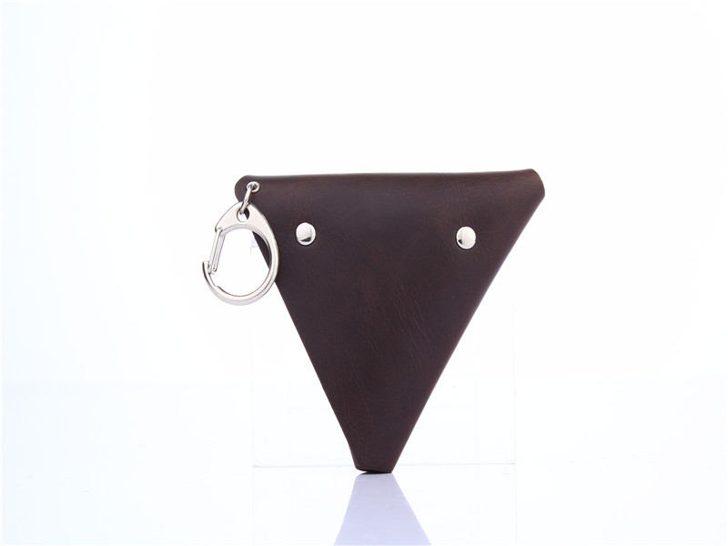 Convenient Leather Fingertip Gyro Protector Flip Cover Bag Toy By Hand Spinner For Friends Gift
