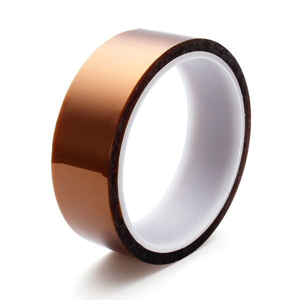 High Temperature Polyimide Film Heat Resistant Tape 5 Size For 3D Printer