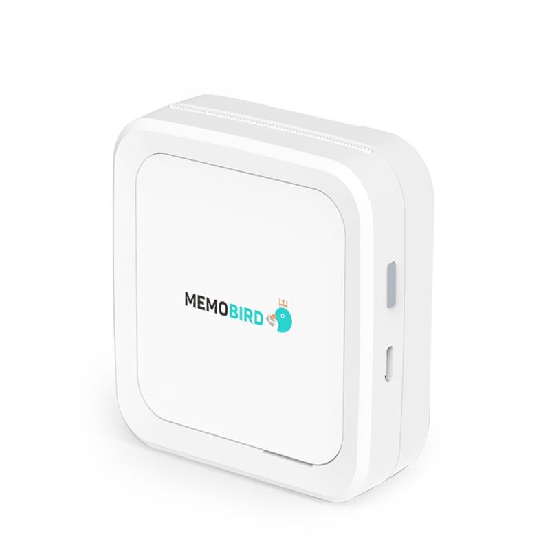 MEMOBIRD G3 Mini Printer Lovely Portable Picture Pocket Wireless WiFi bluetooth 4.2