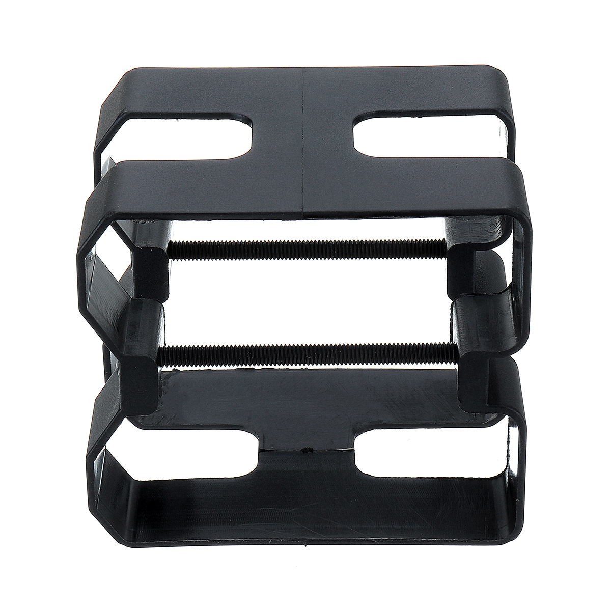 Double Magazine Clip Connector for JinMing M4A1 Scar Gel Ball Toy Holster Double Stack