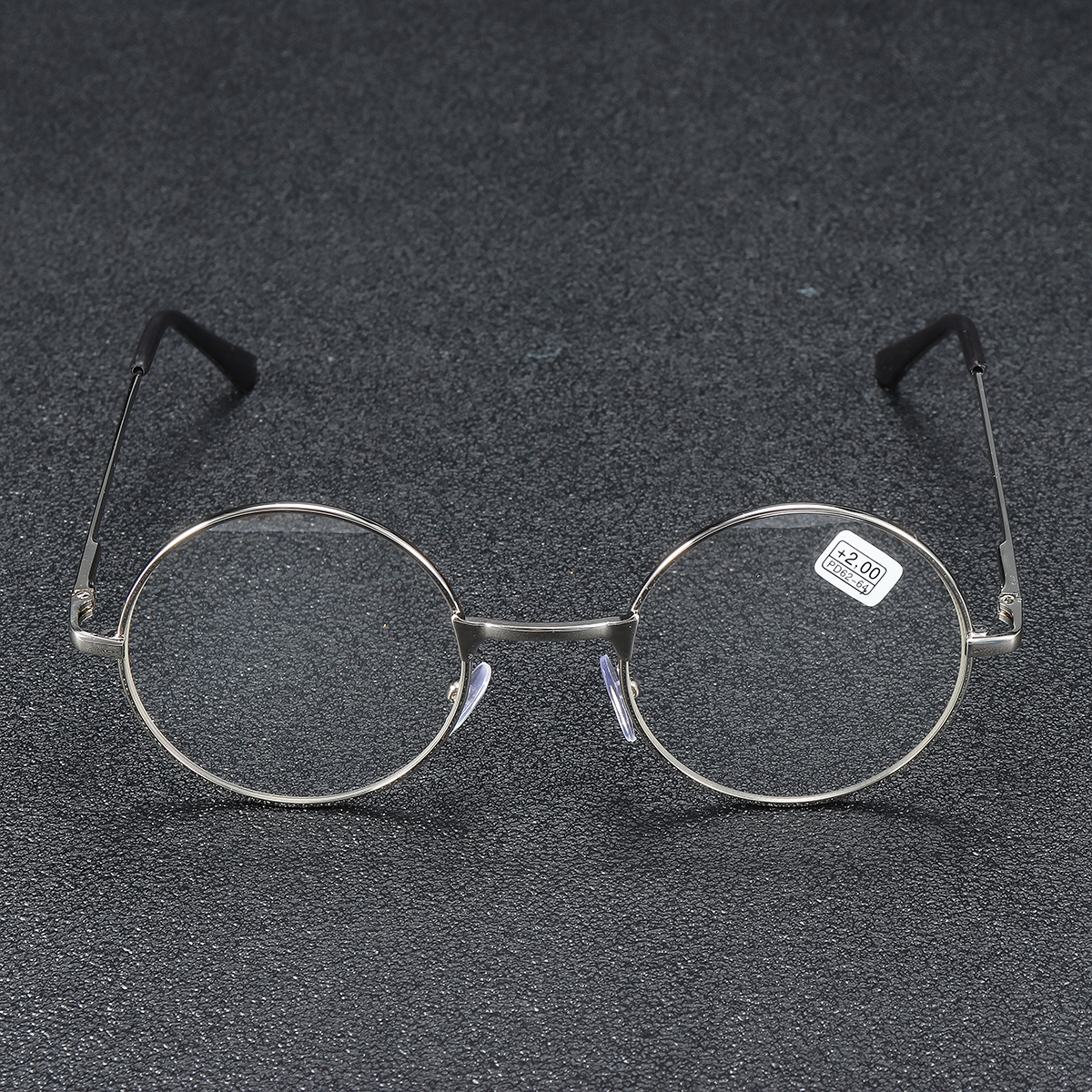 Minleaf Round Metal Frame Presbyopic Best Reading Glasses