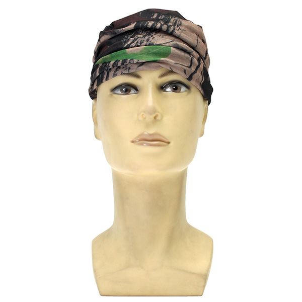Unisex Face Mask Headbrand Hat Bracer Cuff For Motorcycle Fishing Riding Skateboarding Running