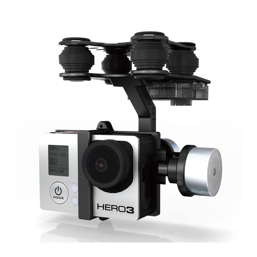 Walkera G-2D Brushless Gimbal Metal Version For iLook/GoPro Hero 3 Camera on Walkera QR X350 Pro RC