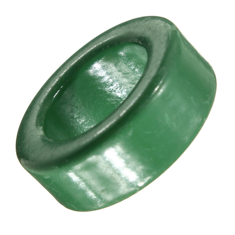 22x14x8mm Power Transform Round Green Toroid Ferrite Cores