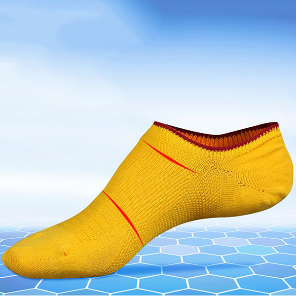 Men Women Solid Cotton Breathable Invisible Socks