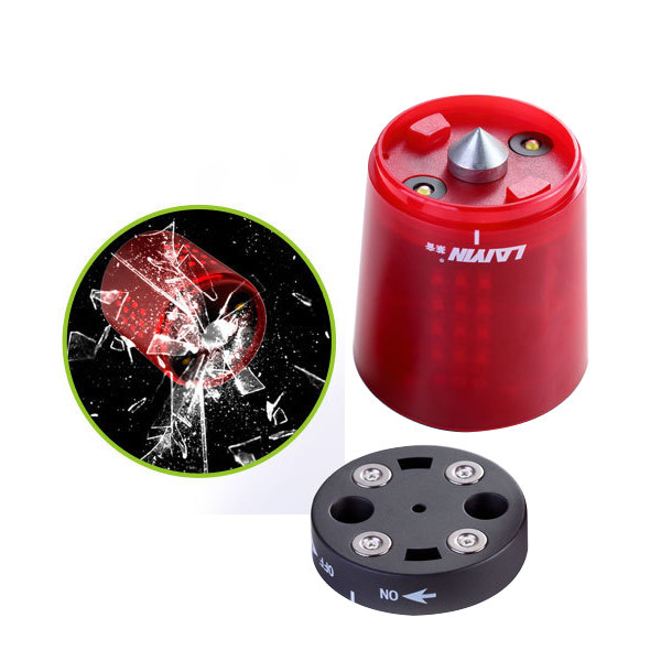 ET-1 Power Unit Car Emergency Light Safety Hammer 4 USB Charger Output Magnetic Grip 4 in 1 Unit