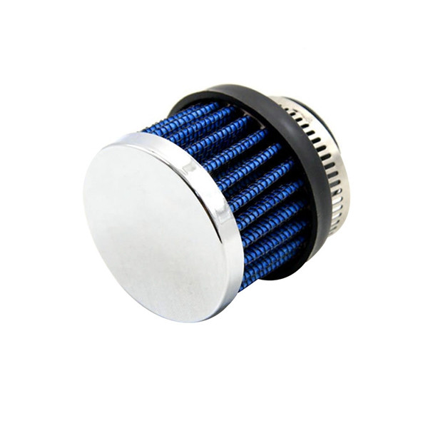 TIROL T11601 Car Modificate Air Filter Exhaust Pipe Mini Size Mushroom Shape Strainer Percolator