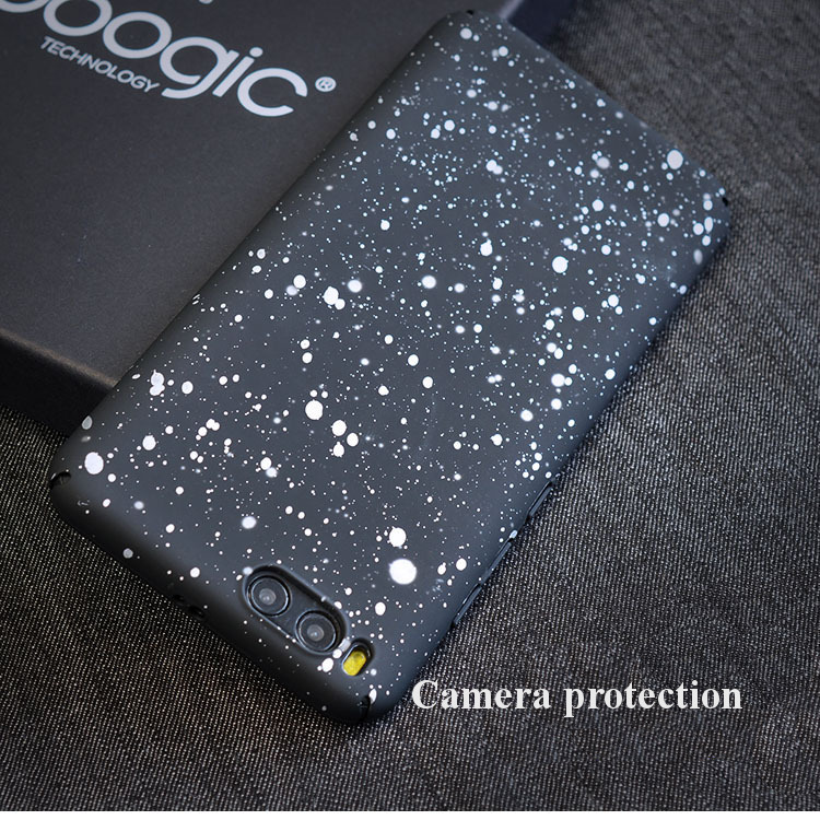 Bakeey Ultra-Thin Fashion Style Starry Sky Inkjet PC Protective Case For Xiaomi Mi 6 Mi6