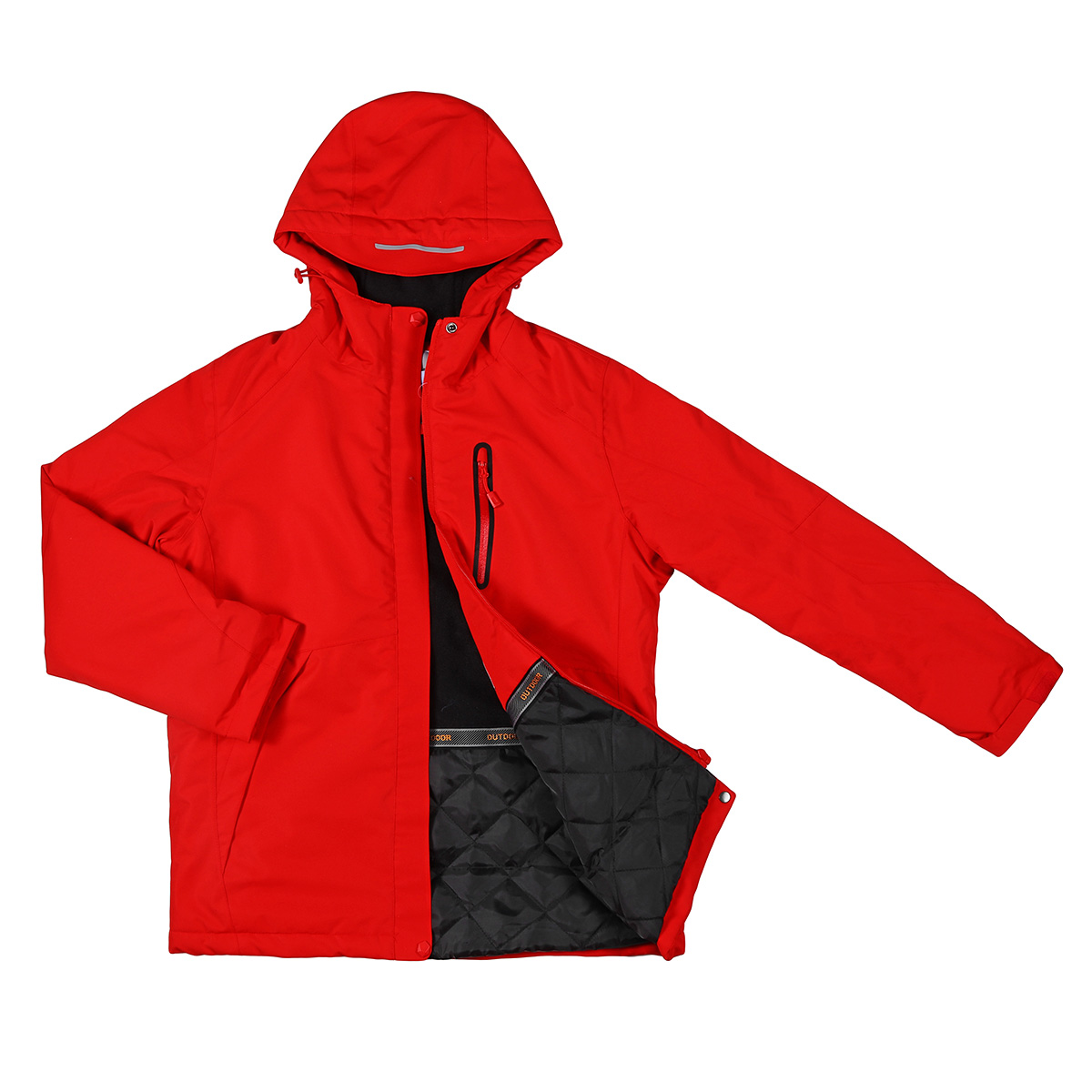 Women Winter Waterproof USB Infrared Heating Hooded Down Jacket Electric Thermal Clothing Coat For Sports Climbing Hiking