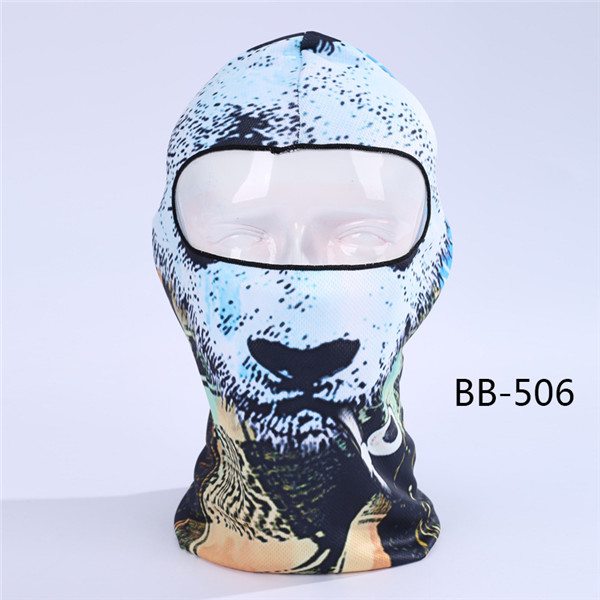 Motorcycle Animal Theme Headgear Riding Panda Lovely Personality Coldproof Windproof Face Masks