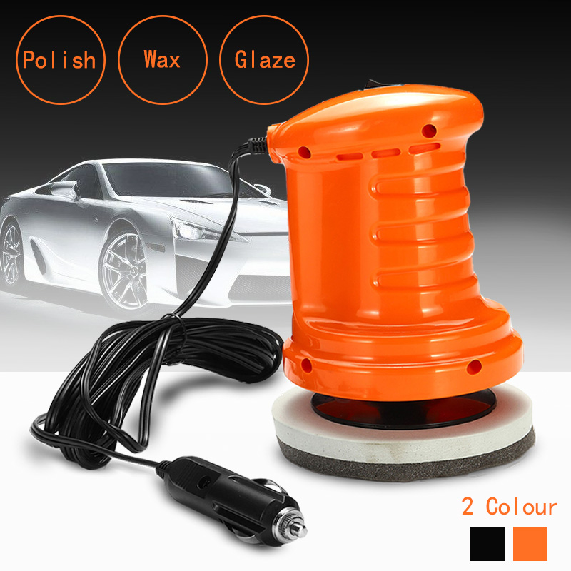 40W 12V Car Waxing Machine Body Polishing Sander Machine Car Repair Waxing Machine