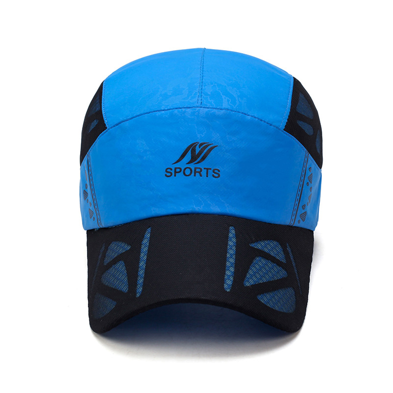 Breathable Quick Dry Outdoor Hat Sunshade Mesh Baseball Cap