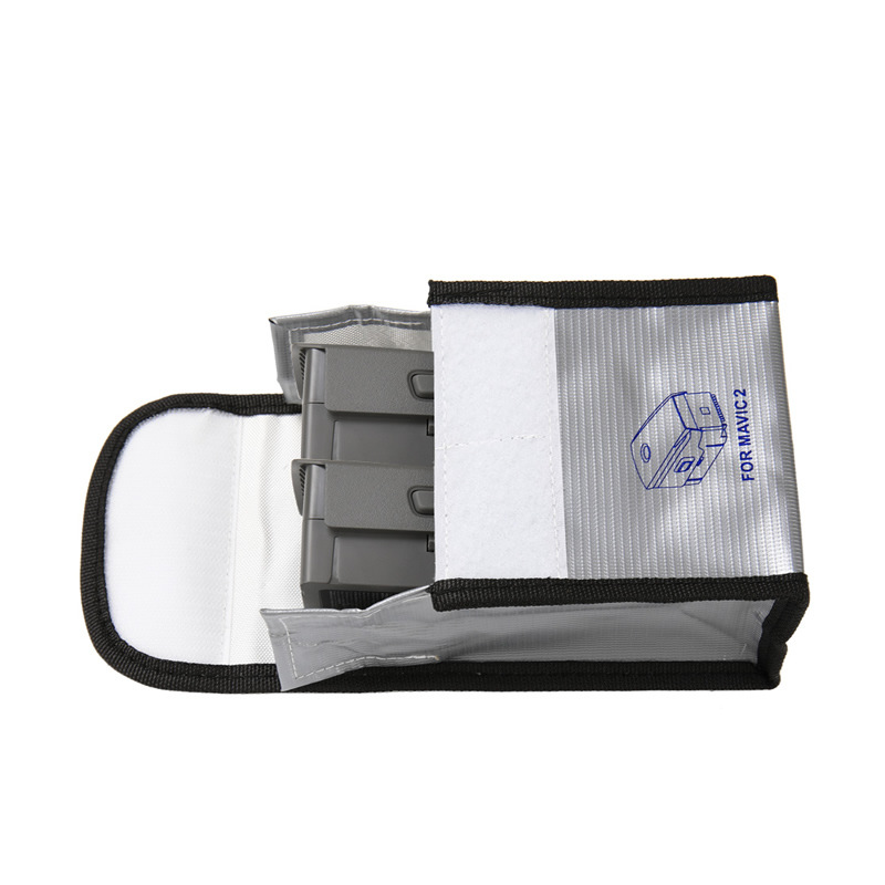 RCGEEK Battery Explosion-proof Safety Bag for DJI Mavic 2 - Photo: 8