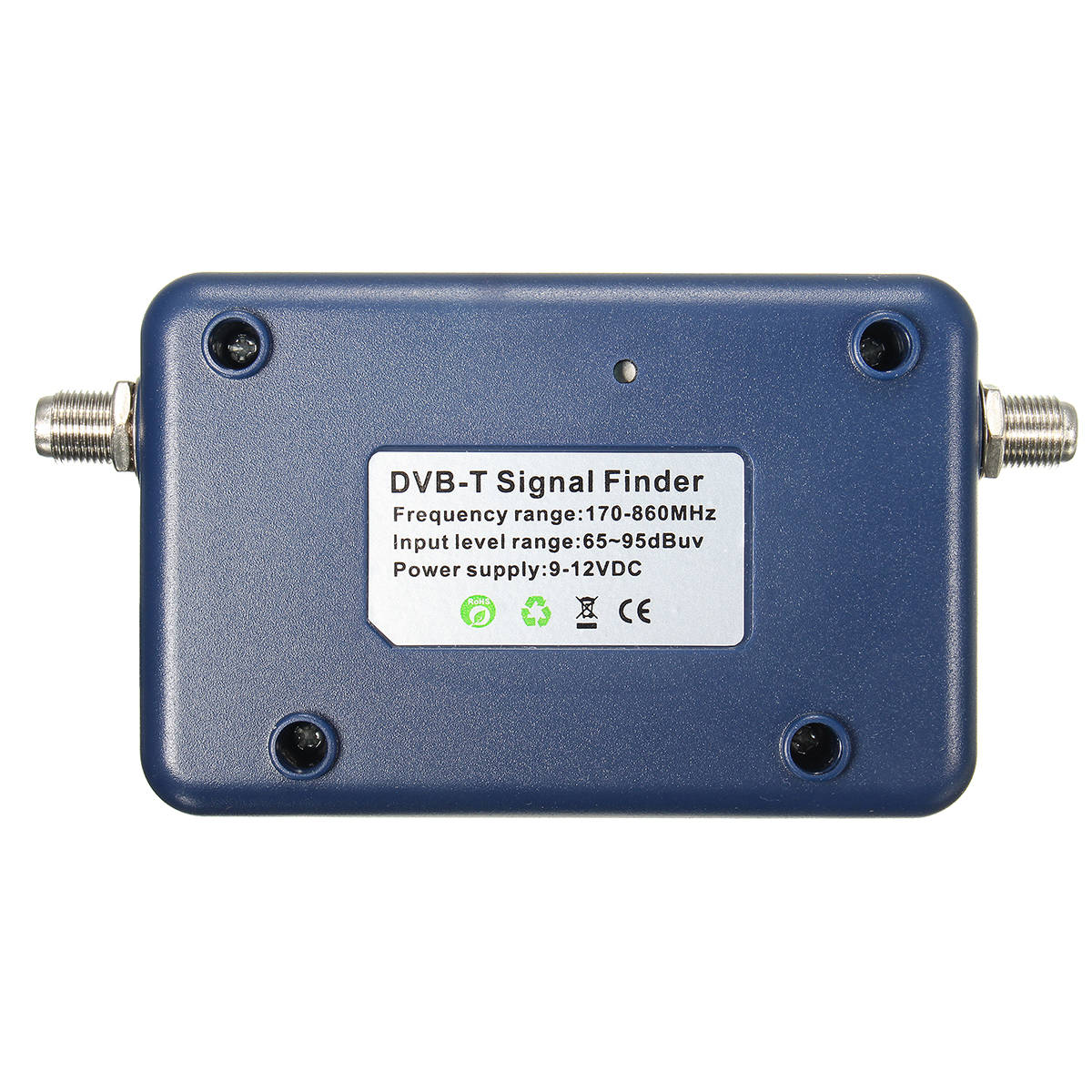 SF95DT DVB-T Finder Digital Aerial Terrestrial TV Antenna Signal Strength Meter Compass