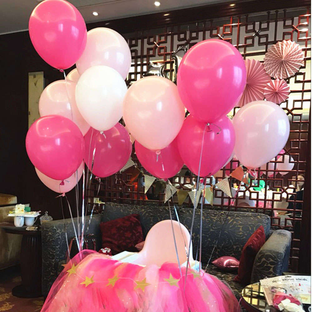 30pcs Wedding Decoration Air Balloon Birthday Party Decorations Kids Balloons Babyshower Happy Birthday Balloon