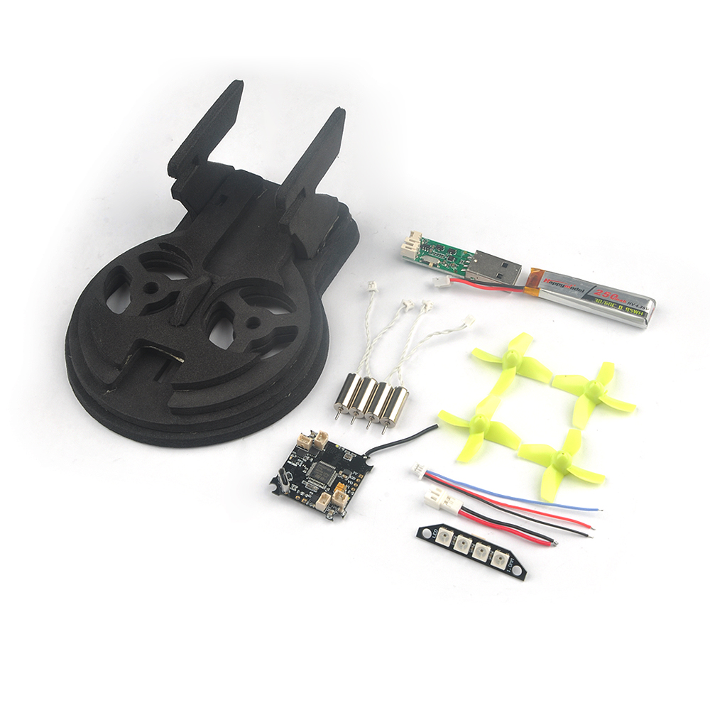Tiny whoover EW65 FPV Hovercraft RC Quadcopter Built-in Beecore V2.0 Flight Controller - Photo: 7