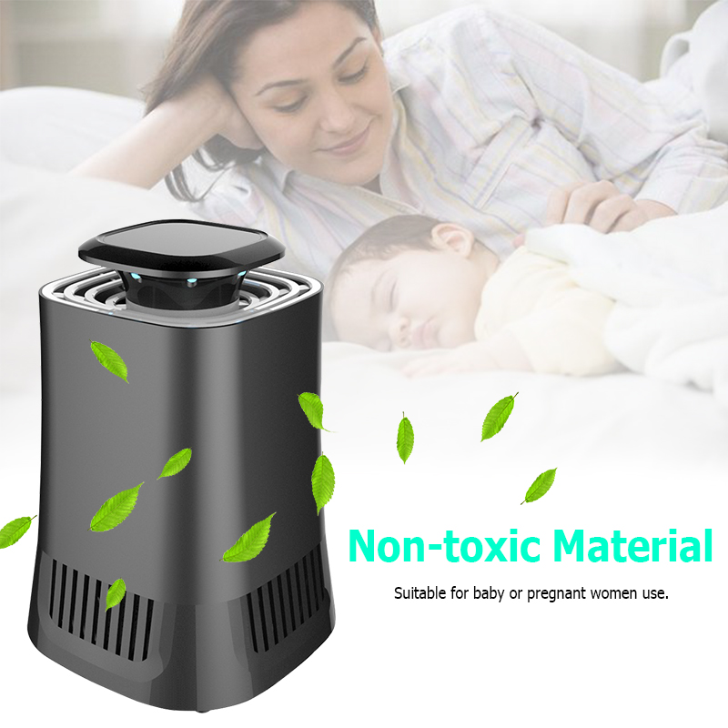 3W Intelligent Light Control Physical Mosquito Killer Mosquito Dispeller Insect Killer Lamp