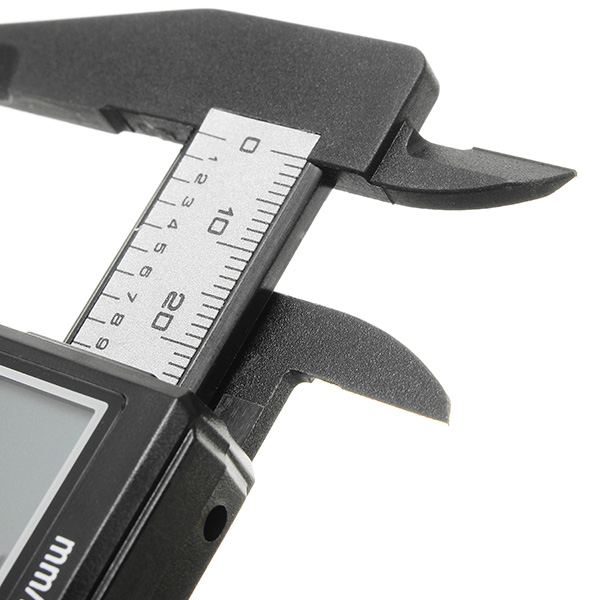150mm 6 inch LCD Digital Electronic Vernier Caliper Gauge Micrometer Measuring Tool Caliper Ruler Digital Caliper Plastic