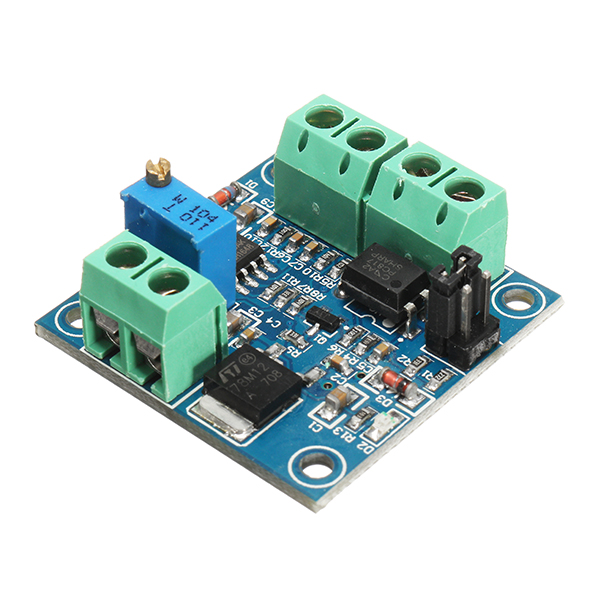 PWM To Voltage Conversion Module 0-100% PWM To 0-10V Vo