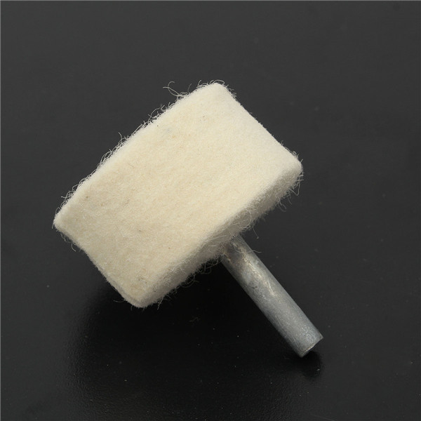 Polishing Felt Wheel with 50g Polishing Cerium Oxide Powder