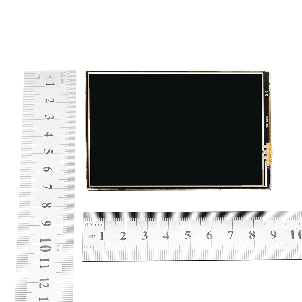 3.5 inch TFT LCD Touch Screen + Protective Case + Touch Pen + 16G Micro SD Card Kit For Raspberry Pi 3B+/3B/2B