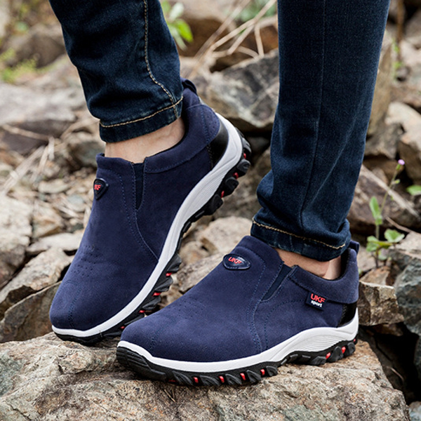 Banggood Shoes Outdoor Hiking Round Toe Athletic Shoes