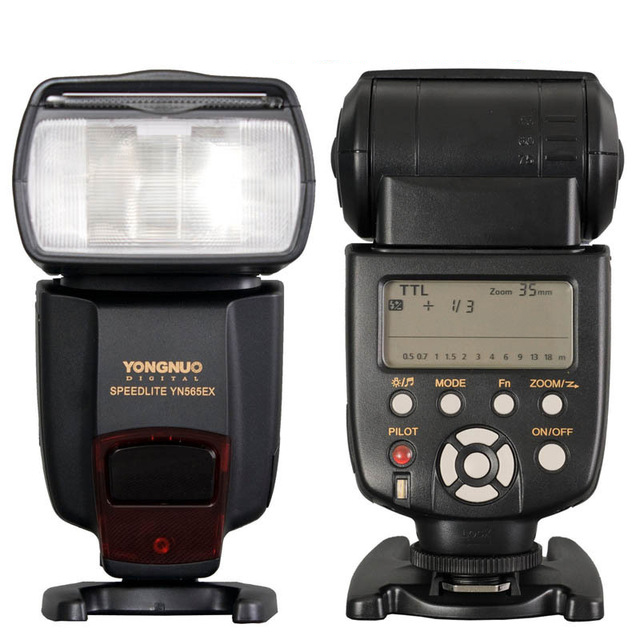 YONGNUO YN565EX i-TTL Flash Speedlite for Nikon D7000 D