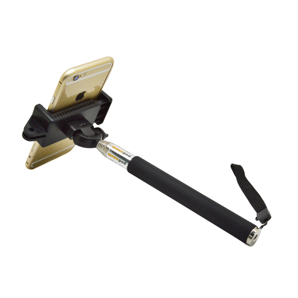 1/4 Inch Tripod Mount Bracket With Sponge Pad for Mobile Phone Gopro