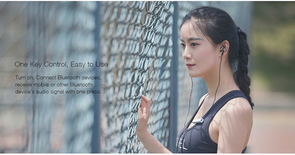 Xiaomi Sports Car Headset Earphone bluetooth Audio Receiver International Version