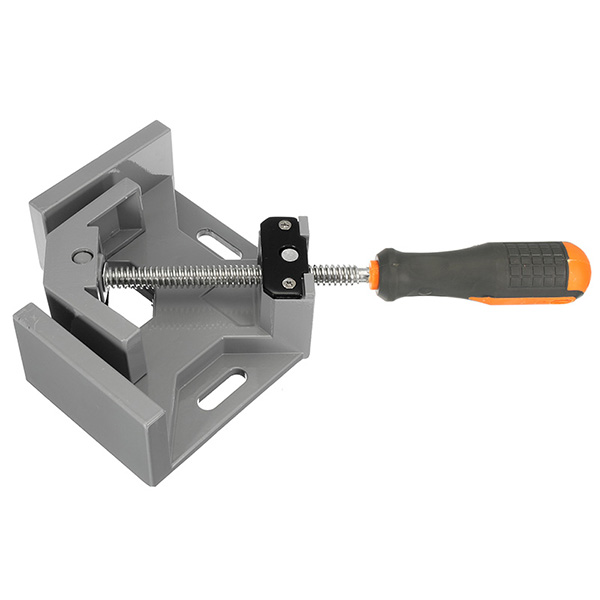 MYTEC Aluminum Alloy Die Casting 90 Degrees Corner Clamp Right Angle Wood Working Vice