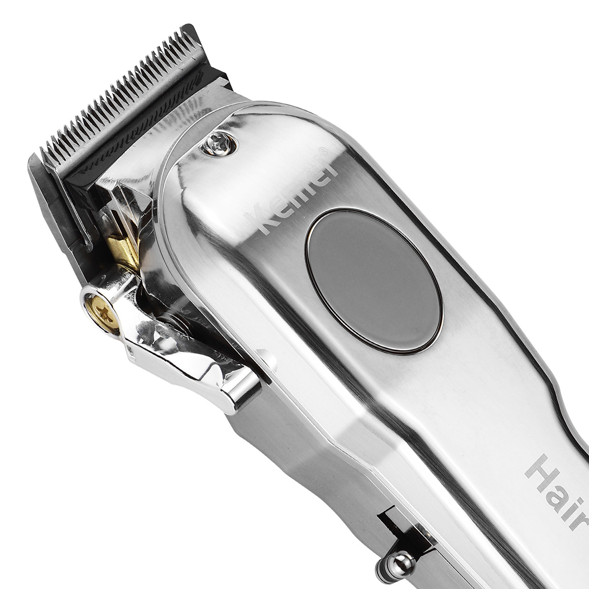 Professional LED Man Electric Hair Trimmer Cordless Rechargeable Hair Clipper