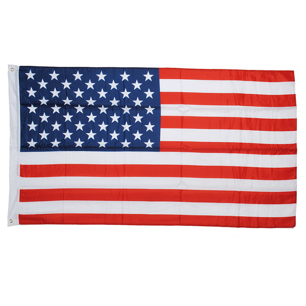 5FT X 3FT United States American US National Flag Banne