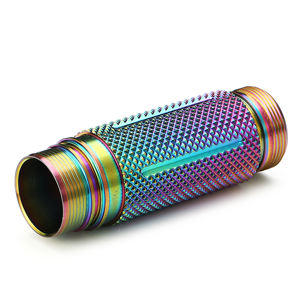Astrolux S41S/S42S ColoRed-led Flashlight 18650 Extension Tube Body Tube Flashlight Accessories