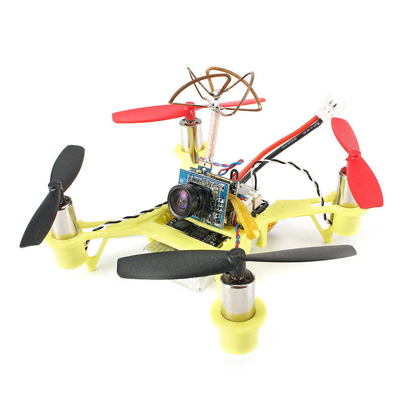 Eachine Tiny QX90C 90mm Micro FPV RC Racing Drone Quadcopter Based On F3 EVO Brushed Flight Controller BNF