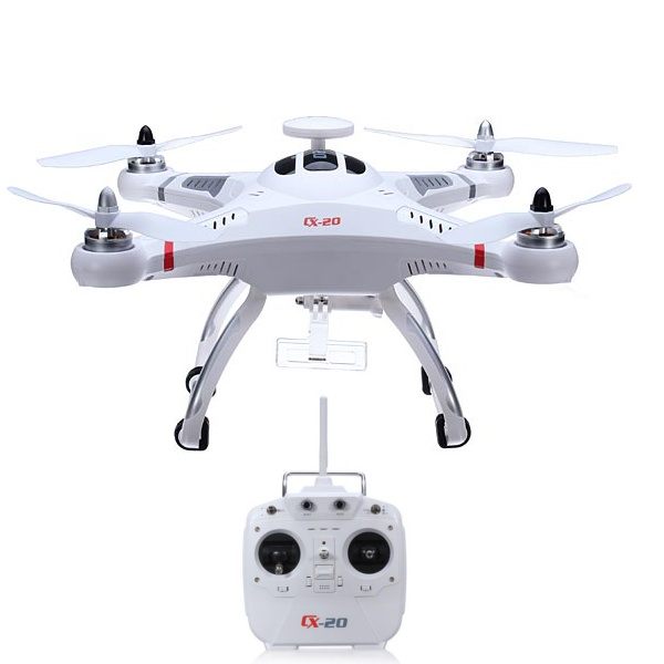 Cheerson CX20 CX-20 Open Source Version Auto-Pathfinder Quadcopter RTF